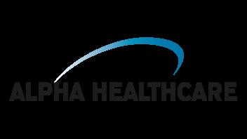 Alpha Healthcare Logo